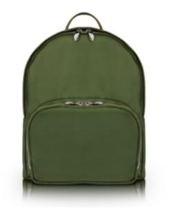 "McKlein Neosport 15"" Nano Tech-Light Nylon Classic U Shape Laptop Backpack"