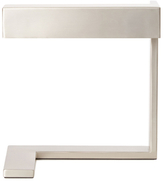 Gilt,  brushed chrome, In Stock