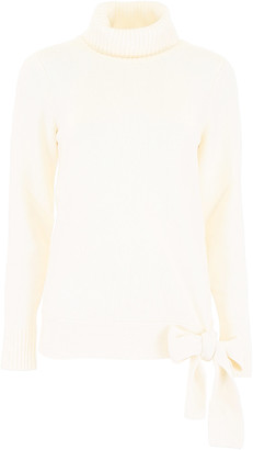 MICHAEL Michael Kors Pullover With Ties