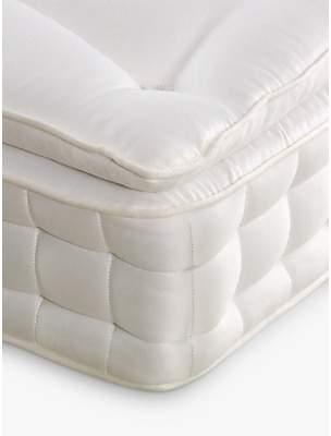 Hypnos Woolcott Pillow Top Pocket Spring Mattress, Medium Tension, Single