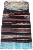 Yoshio Kubo 'Totem' apron shorts