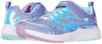 Skechers Sport - Speed Runner Sweet Freeze 302206L (Little Kid/Big Kid) (Lavender/Aqua) Girl's Shoes