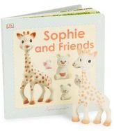 Teether Giraffe and Storybook
