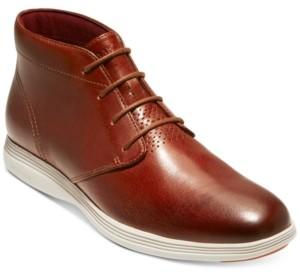 Cole Haan Men's Grand Tour Chukka Boots Men's Shoes