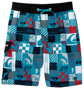 Quiksilver Squared Volley Board Short (Little Boys)