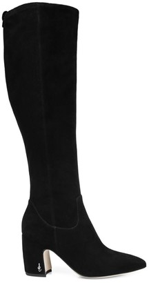 Sam Edelman Hai Knee-High Suede Boots