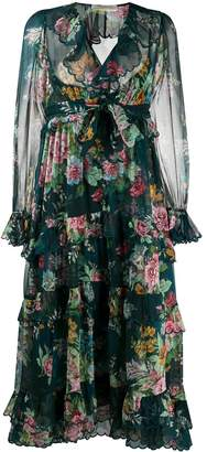 Zimmermann silk Daphne midi dress