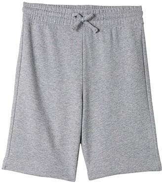 #4kids Essential Fleece Shorts (Little Kids/Big Kids) (Black) Kid's Clothing