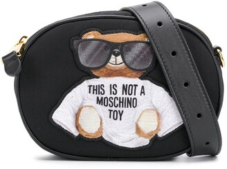Moschino Teddy Bear-Print Belt Bag