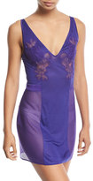 La Perla English Rose Lace Chemise