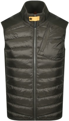Parajumpers Zavier Quilted Gilet Khaki