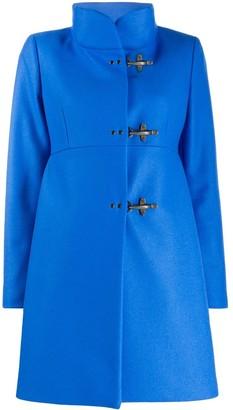 Fay Virginia lobster-fastening coat
