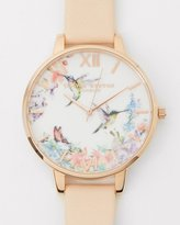 Olivia Burton Painterly Prints Watch