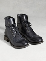 John Varvatos Vintage Lace Boot