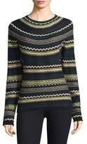 Burberry Wool Striped Pullover