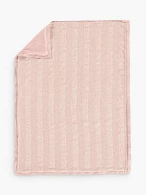 Pottery Barn Kids Tweed Baby Blanket