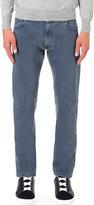 Z Zegna Regular-fit Stretch-denim Jeans