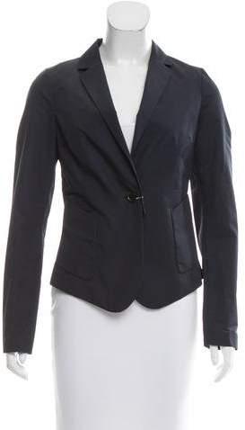 Calvin Klein Collection Tailored Woven Blazer w/ Tags