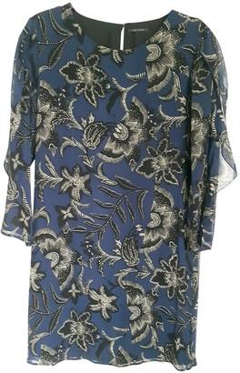 Ikks Blue Dress for Women