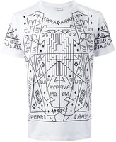 Marcelo Burlon County of Milan Salmoman T-shirt - men - Cotton - S
