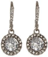 Betsey Johnson CZ Drop Earrings Earring