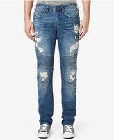 Buffalo David Bitton Men's MAX-X Stretch Ripped Jeans