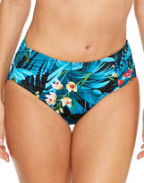 Fantasie Seychelles Deep Gathered Side Brief