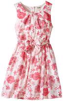 Hatley Flowers Party Dress (Toddler/Little Kids/Big Kids)