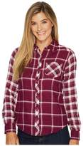 Marmot Taylor Flannel Long Sleeve Women's Long Sleeve Button Up
