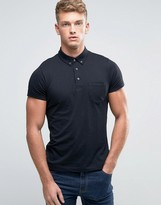 French Connection Polo Shirt With Pocket