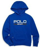 Ralph Lauren Boy's Logo Hooded Sweatshirt
