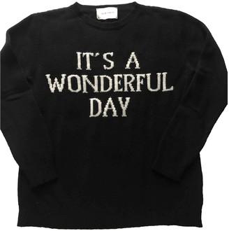 Alberta Ferretti Black Wool Knitwear for Women