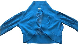 Kenzo Green Silk Knitwear for Women Vintage