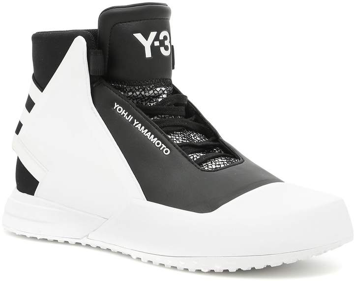 Y-3 Bbball Tech Sneakers