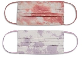 Desert Dreamer Tie Dyed Face Masks, Set of 2