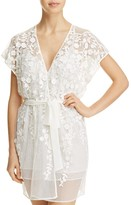 Flora Nikrooz Lace Cover-Up Robe