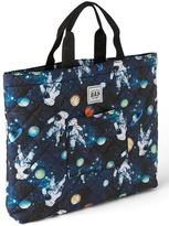Gap Quilted print tote bag