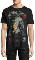 Robin's Jeans American Original Embellished T-Shirt, Black