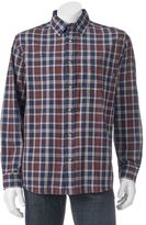 Woolrich Men's Red Creek Classic-Fit Plaid Button-Down Shirt