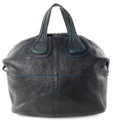 Givenchy Vintage Nightingale Leather Tote