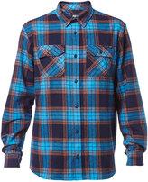 Fox Men's Hollenberg Flannel Plaid Shirt