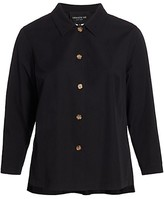 Thumbnail for your product : Lafayette 148 New York, Plus Size Kinley Moss Jacket