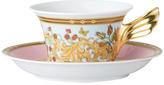 Versace Le Jardin Tea Cup And Saucer