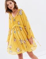 Moon River Free Flowing Mini Dress