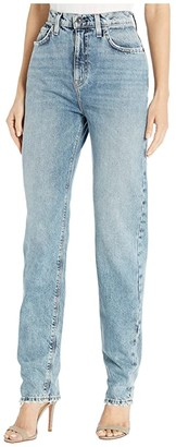 Hudson Elly Extreme High-Rise Tapered in Undo (Undo) Women's Jeans