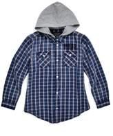GUESS Boy's Plaid Shirt (7-18)