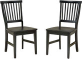 JCPenney Maxwell Set of 2 Dining Chairs