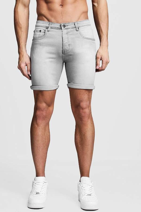 6e9a7eb514cb Mens Shorts Slim Fit - ShopStyle