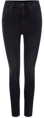 Joe's Jeans the Charlie Ankle High Rise Skinny Jeans