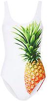 Onia Pineapple Print Swimsuit